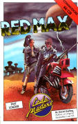 Red Max Commodore 64 Front Cover