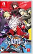 BlazBlue: Cross Tag Battle Nintendo Switch Front Cover 1st version
