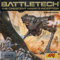 BattleTech: The Crescent Hawk's Inception Atari ST Front Cover