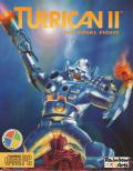 Turrican II: The Final Fight DOS Front Cover