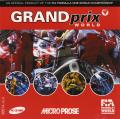 Grand Prix World Windows Front Cover