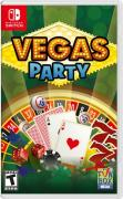 Vegas Party Nintendo Switch Front Cover