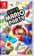 Super Mario Party Nintendo Switch Front Cover 1st version