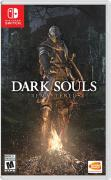 Dark Souls: Remastered Nintendo Switch Front Cover