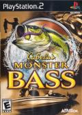 Cabela's Monster Bass PlayStation 2 Front Cover