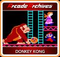 Donkey Kong Nintendo Switch Front Cover