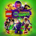 LEGO DC Super-Villains PlayStation 4 Front Cover