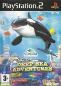 Shamu's Deep Sea Adventures PlayStation 2 Front Cover