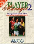 Player Manager 2 DOS Front Cover