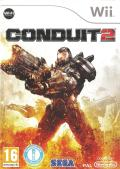 Conduit 2 Wii Front Cover