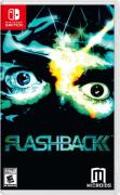 Flashback Nintendo Switch Front Cover 1st version