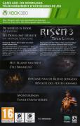Risen 3: Titan Lords - Complete Edition Xbox 360 Other DLC voucher - front