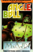 Angle Ball Amstrad CPC Front Cover