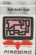 Run Baby Run ZX Spectrum Front Cover