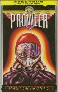 Prowler ZX Spectrum Front Cover