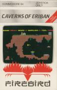 Caverns of Eriban Commodore 64 Front Cover