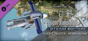 Microsoft Flight Simulator X: Steam Edition - Flight Tales II: Adrenaline Windows Front Cover
