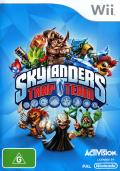 Skylanders: Trap Team Wii Front Cover