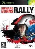 Richard Burns Rally Xbox Front Cover
