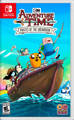 Adventure Time: Pirates of the Enchiridion Nintendo Switch Front Cover