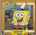 SpongeBob SquarePants: Employee of the Month Windows Front Cover