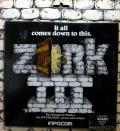 Zork III: The Dungeon Master Atari 8-bit Front Cover