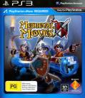 Medieval Moves: Deadmund's Quest PlayStation 3 Front Cover