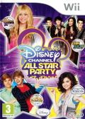Disney Channel: All Star Party Wii Front Cover
