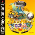 Pro Pinball: Big Race USA PlayStation Front Cover