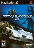 SpyHunter 2 PlayStation 2 Front Cover