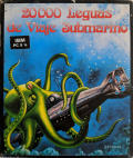 20,000 Leagues Under the Sea DOS Front Cover