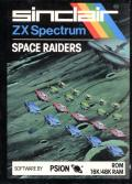 Space Raiders ZX Spectrum Front Cover