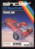 Tranz Am ZX Spectrum Front Cover