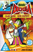 Count Duckula in No Sax Please - We're Egyptian Amstrad CPC Front Cover