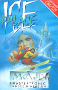 Ice Palace Commodore 64 Front Cover