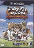 Harvest Moon: Another Wonderful Life GameCube Front Cover