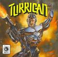 Turrican TurboGrafx-16 Front Cover
