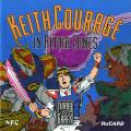 Keith Courage in Alpha Zones TurboGrafx-16 Front Cover
