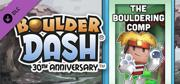 Boulder Dash: 30th Anniversary - The Bouldering Comp Macintosh Front Cover
