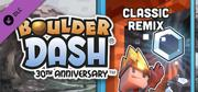 Boulder Dash: 30th Anniversary - Classic Remix World Macintosh Front Cover
