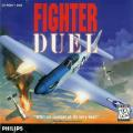 Fighter Duel DOS Front Cover