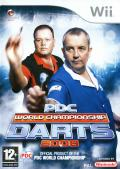 PDC World Championship Darts 2008 Wii Front Cover