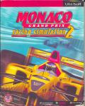 Monaco Grand Prix Racing Simulation 2 Windows Front Cover