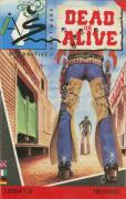 Dead or Alive Commodore 64 Front Cover