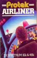 Airliner ZX Spectrum Front Cover