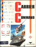 Carrier Command Atari ST Front Cover