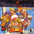 SNK vs. Capcom: Card Fighters' Clash - SNK Cardfighter's Version Neo Geo Pocket Color Front Cover
