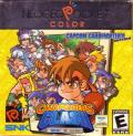 SNK vs. Capcom: Card Fighters' Clash - Capcom Cardfighter's Version Neo Geo Pocket Color Front Cover