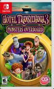 Hotel Transylvania 3: Monsters Overboard Nintendo Switch Front Cover