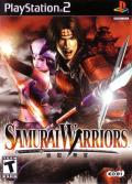 Samurai Warriors PlayStation 2 Front Cover